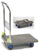 platformwagens inklapbaar